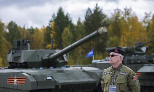 «Уралвагонзавод»: «Армата» опередила западное танкостроение на 8-10 лет