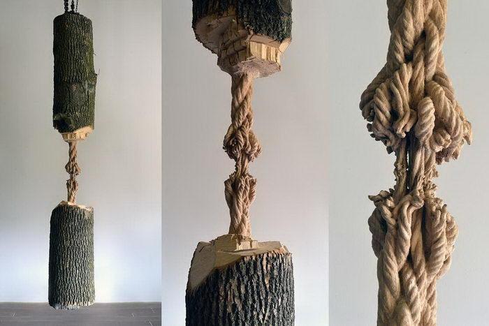 Резьба по дереву Maskull Lasserre