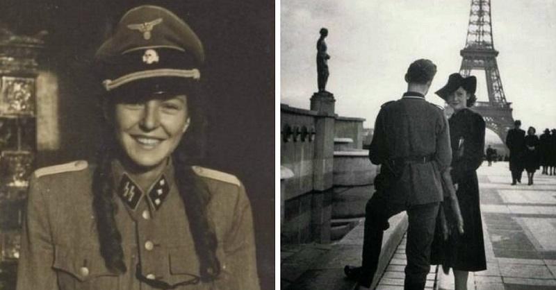Как сложилась судьба француженок, состоявших в связях с нацистами