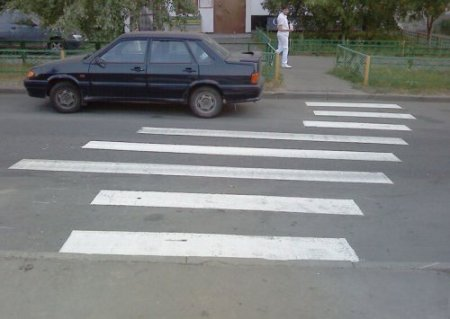 Приколы дорожные