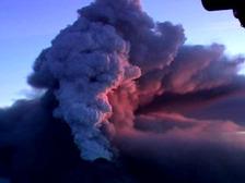 Исландский вулкан повлиял на климат Земли