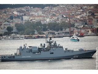 Сможет ли ВМФ РФ противостоять американскому флоту у берегов Сирии