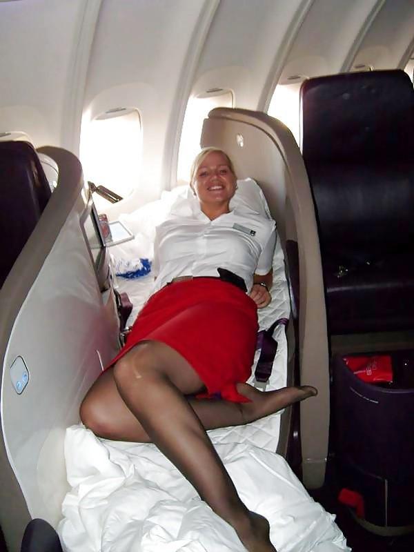 Melissa стюардесса