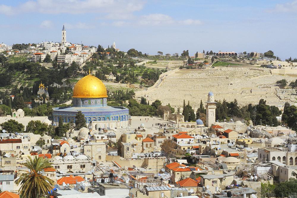 10 мест в Иерусалиме, о кото…