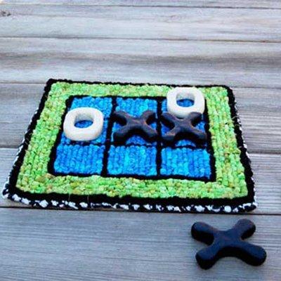 Tic-Tac-Toe Game Board (400x400, 40Kb)
