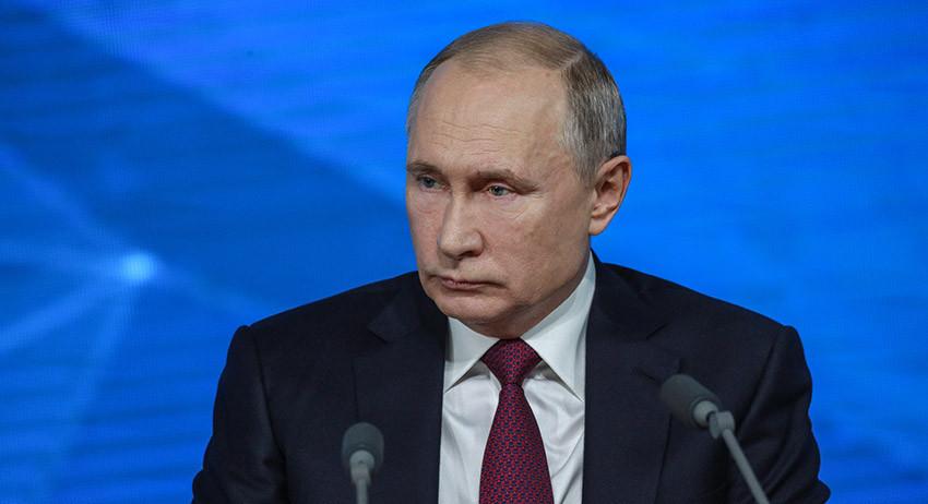 Путин поручил определить суд…
