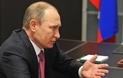"""Путин поддержал """"плоские"""" тарифы """"Аэрофлота"""""""