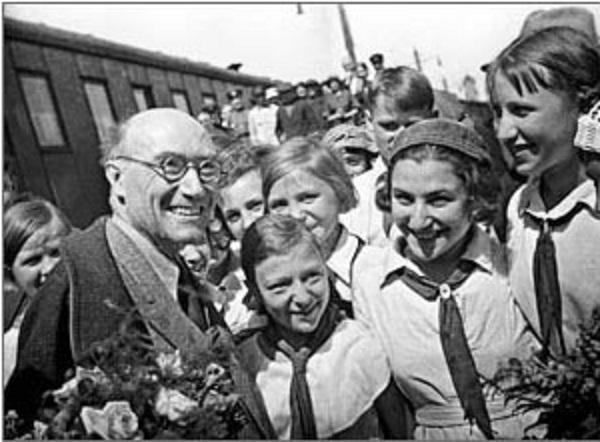 СССР 1936, 1937 гг. Свидетельства очевидцев