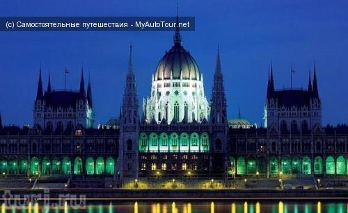 Здание Парламента Венгрии - величественный символ независимости