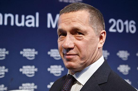 Потасовка в Давосе: Порошенко пришлось убегать от Трутнева