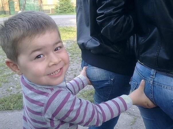 Мужиком растет или когда происходит скачок уровня тестостерона дети, мужики, позитив