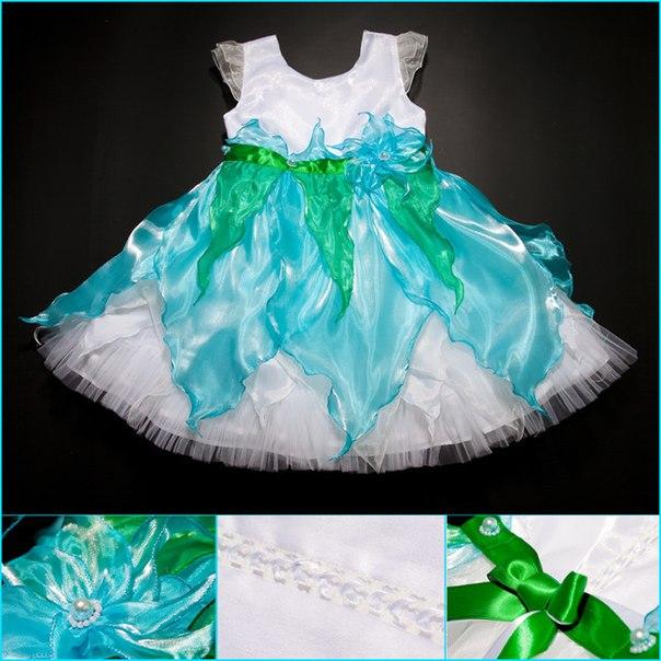 Сшить костюм феи для девочки своими руками