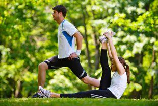 Упражнения для поднятия тонуса после зимы