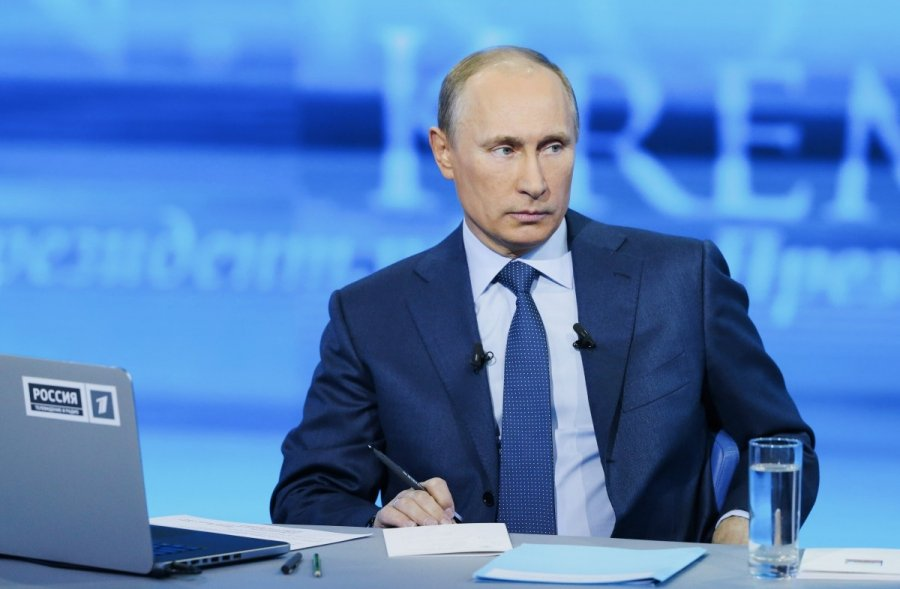 Политика Путина