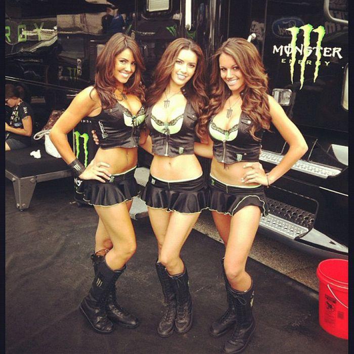 Девушки из Monster Energy (44 фото)фото 38