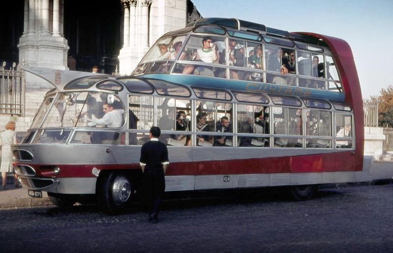 Смешные автобусы