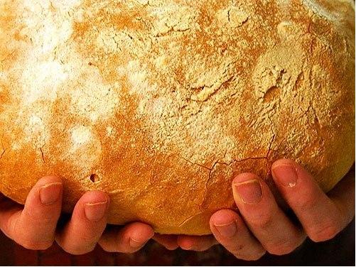 Хлебец с маслом. Семейная притча любовь, притча, семья