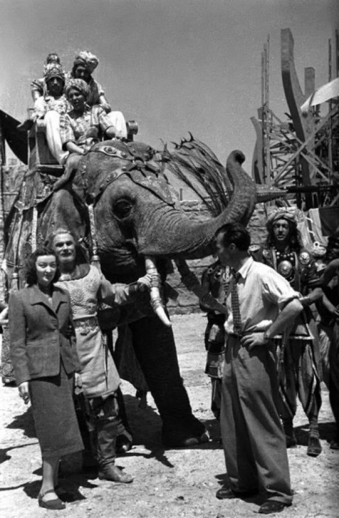Фильмсказка Александра Птушко стал лидером проката в 1953 году а американским зрителям стал известен как Волшебное путешествие Синдбада