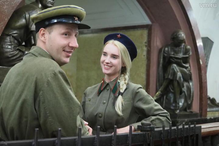 Ночная экскурсия по депо Сокол и Замоскворецкой линии Московского метрополитена