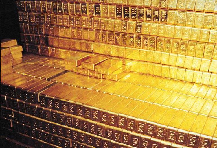 В бункере Ляша обнаружили ящики – возможно, с золотом