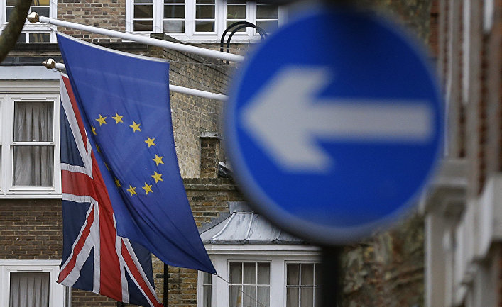 Эксперт прокомментировал ситуацию в Британии на фоне Brexit