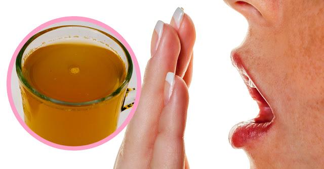 Приготовьте это средство и избавитесь от неприятного запаха изо рта за 2 минуты