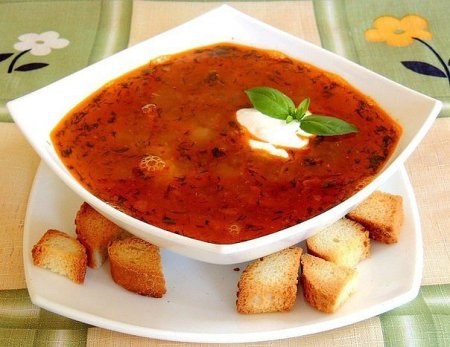 10 правил вкусного супа, 10 rules tasty soup