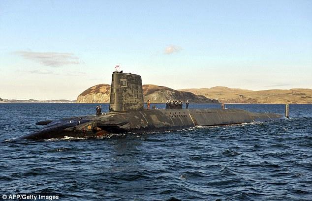 Путин сможет контролировать подлодки Британии, ядерное сдерживание – под угрозой – Daily Mail.