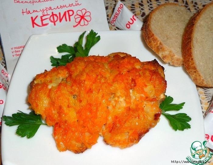 Сочная куриная грудка в морк…
