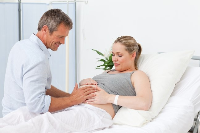Как заниматься любовью с беременной женой 5