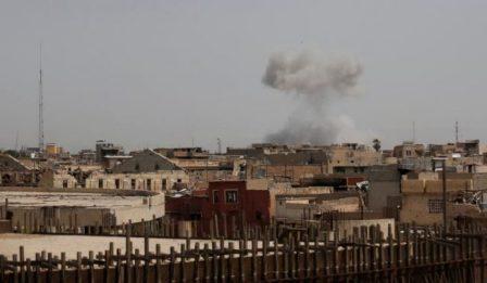 Под контроль иракской армии взападном Мосуле перешел квартал Аль-Наджар