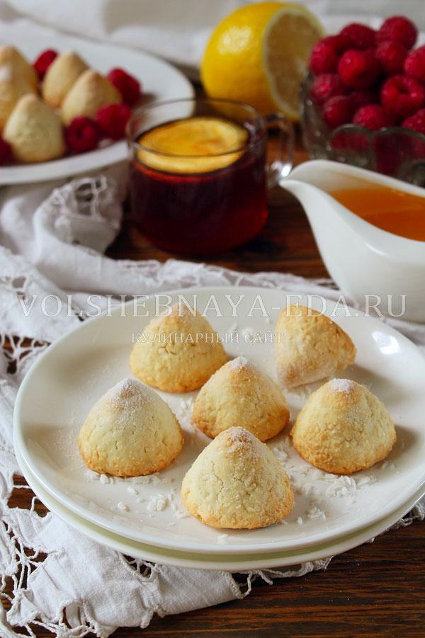 Как приготовить печенье в домашних условиях быстро