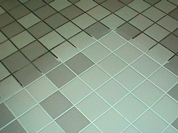 Как отбелить швы между плиткой, не используя средства бытовой химии