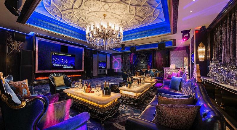 Один из самых роскошных отелей Китая