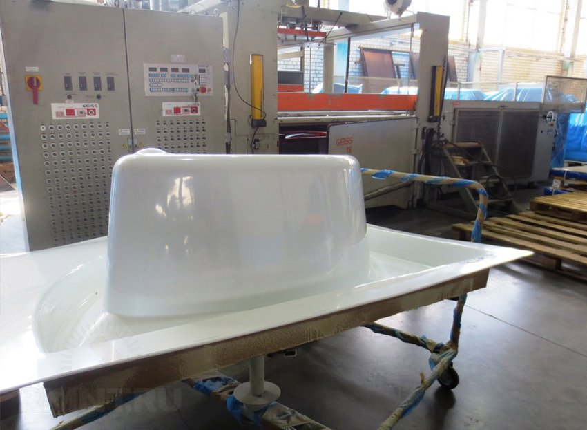 Изготовление акриловых пластиков