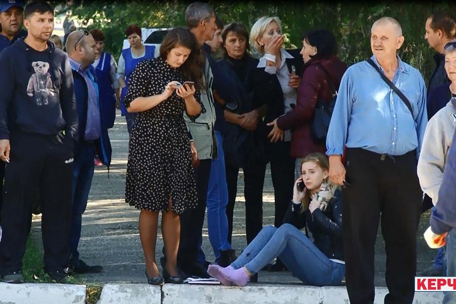 Трагедия в Керчи: никакой политики