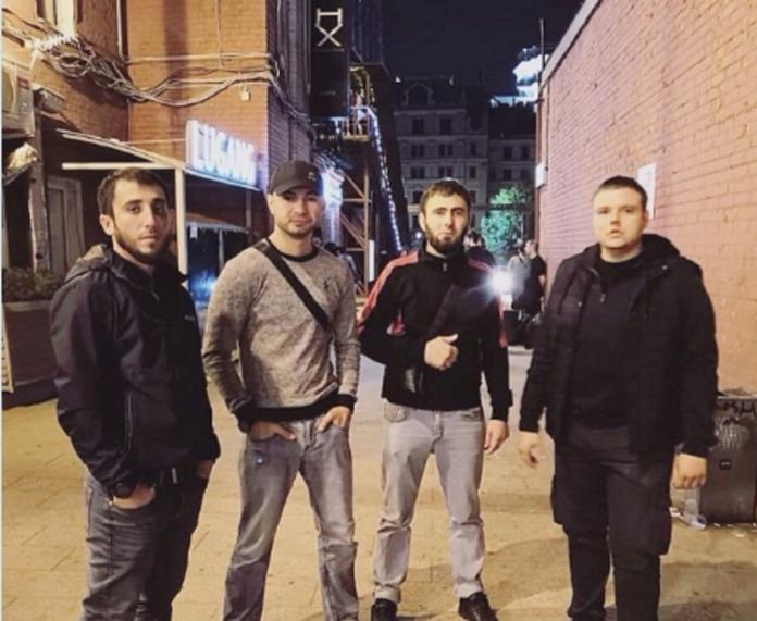 Суд не стал арестовывать мужчин, избивших сотрудника полиции в московском метро