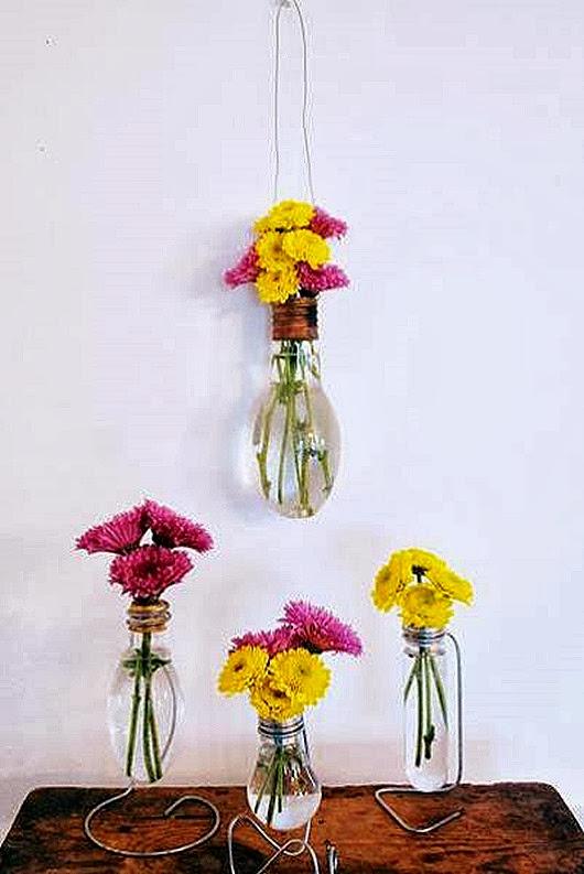 Как сделать вазочку с цветами 913