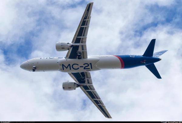 Первые поставки МС-21 начнутся в 2019 году с 10-15 самолетов