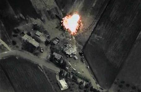 Сколько получают российские военные в Сирии