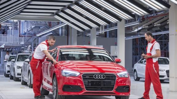 Евросоюз расследует господдержку Audi в Венгрии