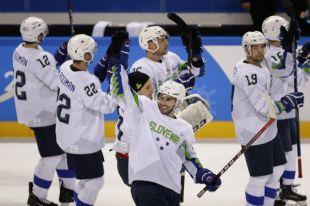 Сборная США по хоккею проиграла Словении на ОИ-2018
