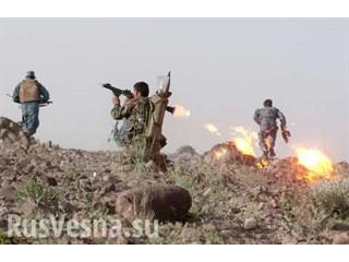 Россия выжидает: чёрный флаг джихада над вечным полем боя с Англией и США