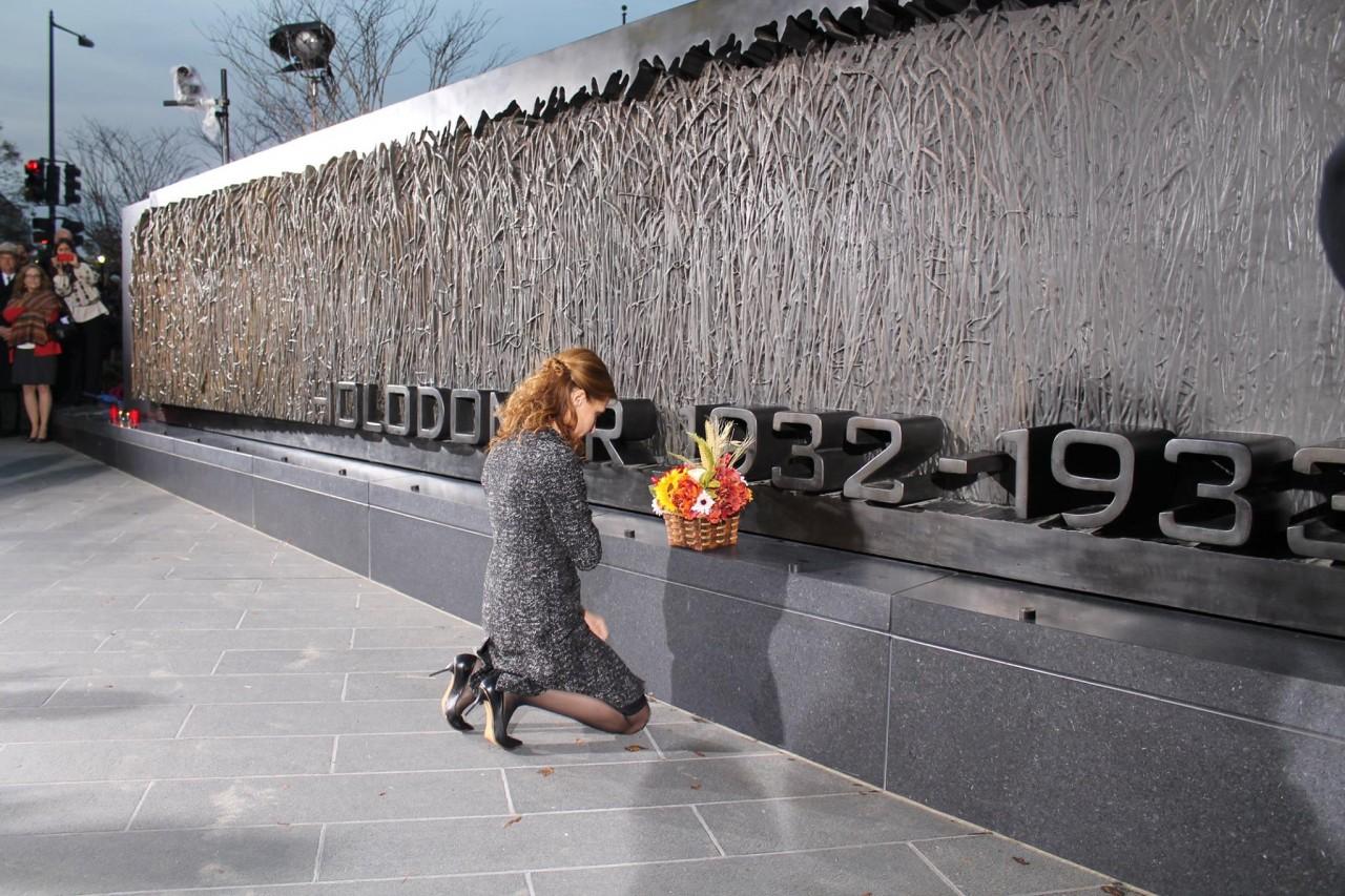 Жена Порошенко открыла в США…