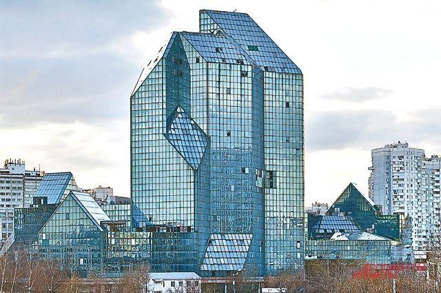 Когда решится судьба здания на Вернадке, известного как «синий зуб»?