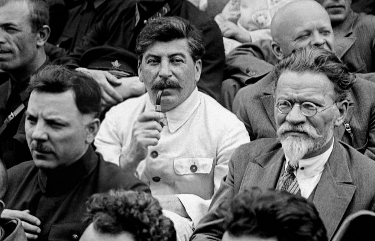 Сталинские заметки на полях