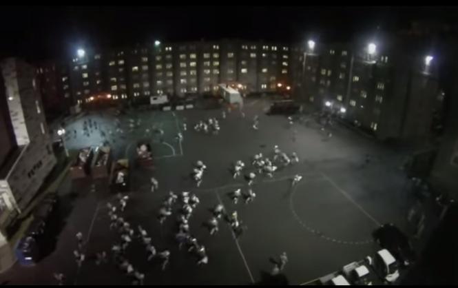 Во время боя подушками в американской военной академии пострадали 30 курсантов