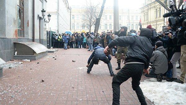 Россия призывает Украину пол…