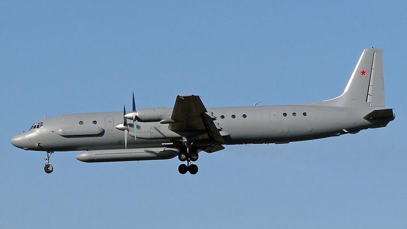 Израиль передал России данныеоб инциденте с Ил-20 в Сирии