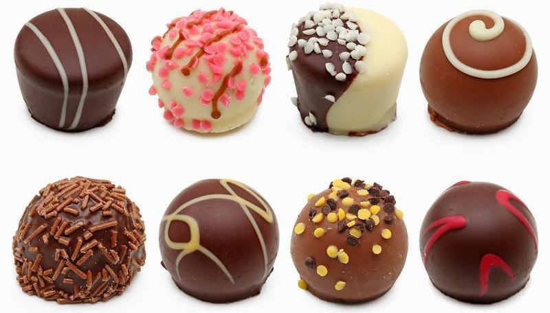 25. Шоколадные конфеты еда, здоровье, опасность, продукты